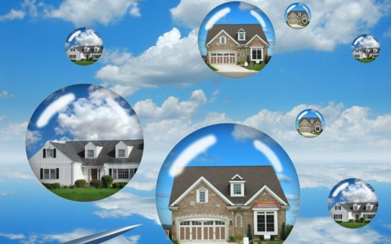 house-in-bubble